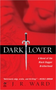 Dark Lover by J. R. Ward