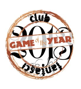 Club Fantasci Board Game Awards