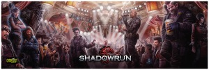 Shadowrun GameMaster Screen Dante's Inferno