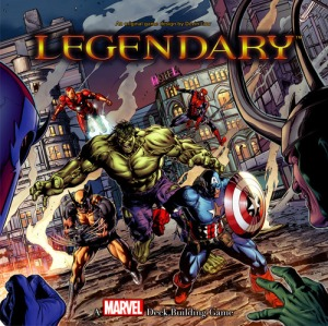 Marvel Legendary Deck-Building Game