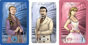 Le Fantome de l'Opera Character Cards