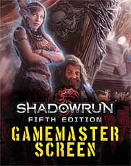 Shadowrun Game Screen