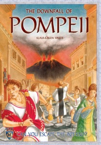 The Downfall of Pompeii 2nd Ed.