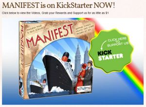 Manifest: The Board Game
